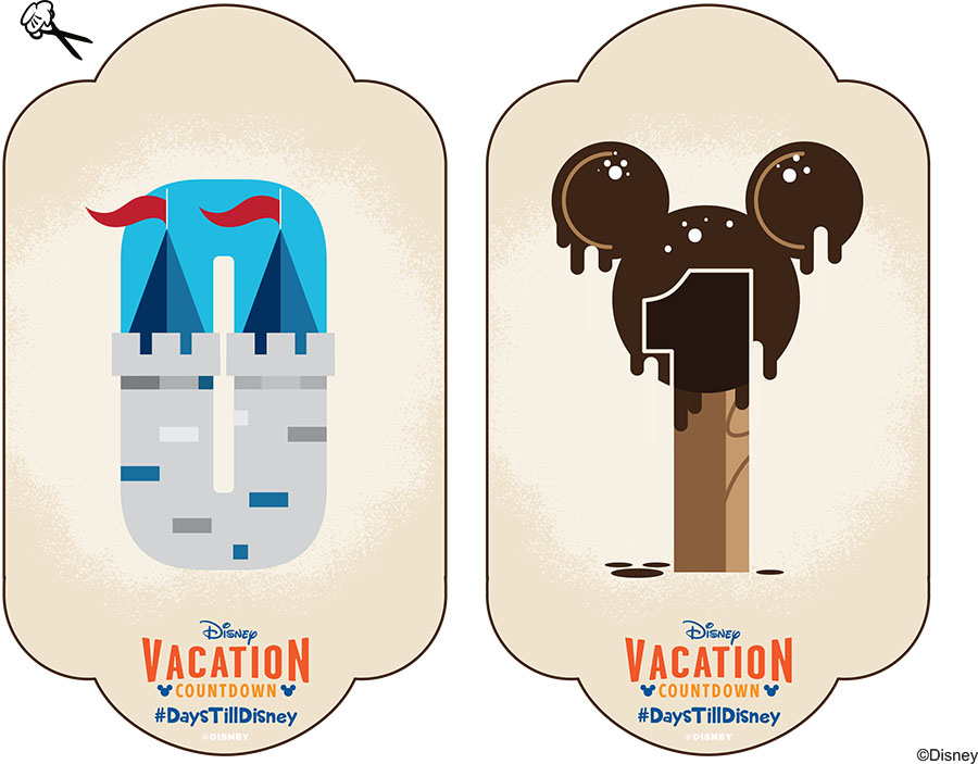 ... -Your-Own Walt Disney World Vacation Countdown | Disney Parks Blog