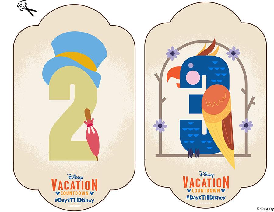 Your own walt disney world vacation countdown disney parks blog