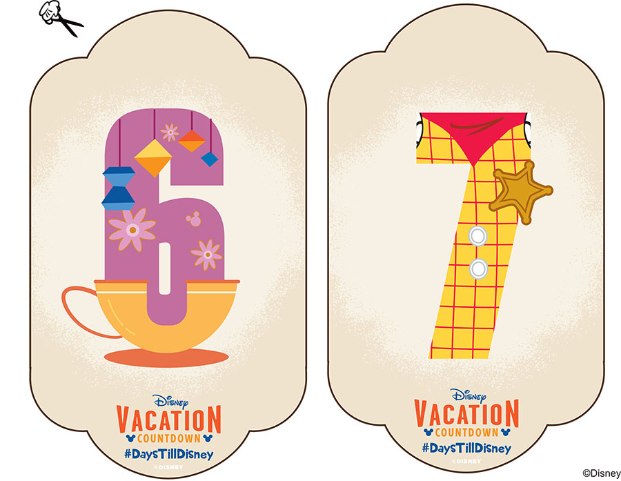 ... -Your-Own Walt Disney World Vacation Countdown | Disney Parks Blog