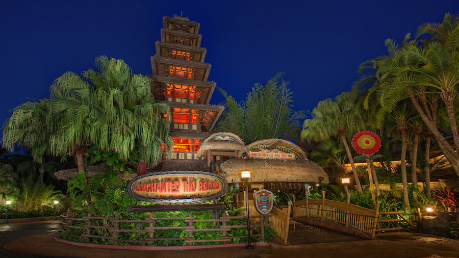 Resultado de imagem para walt disney's enchanted tiki room magic kingdom