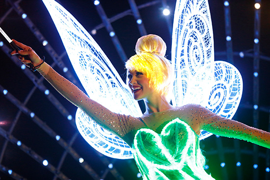 'Paint the Night' Parade Starts May 22 as Part of the Disneyland Resort Diamond Celebration
