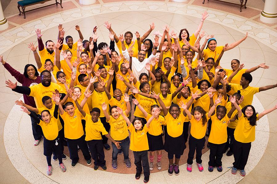 Disney Student Seminars Celebrate Black History Month