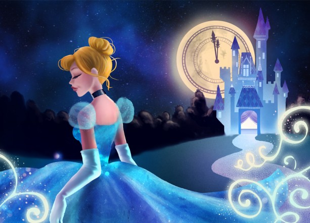 download our almost midnight cinderella inspired