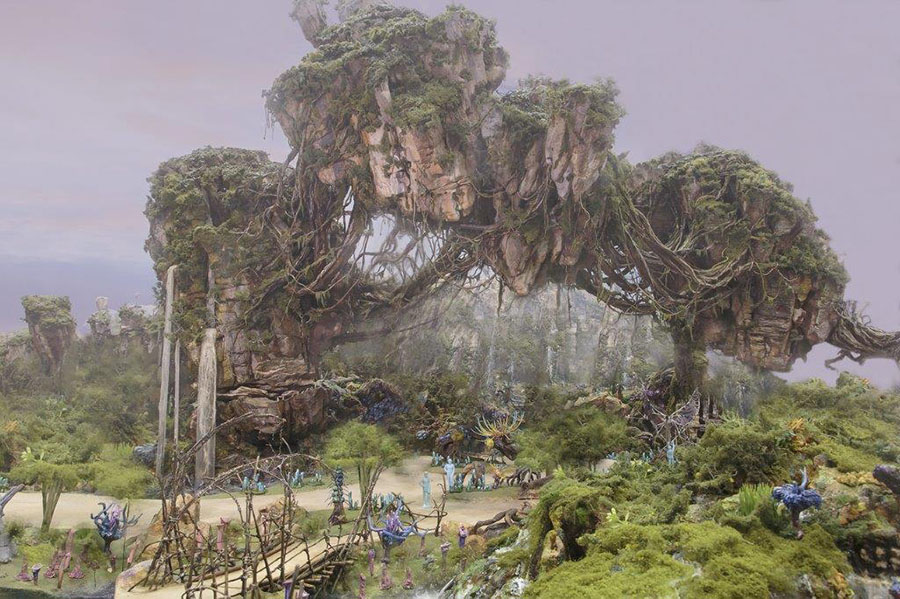 Bringing The World Of AVATAR To Life At Disneys Animal Kingdom
