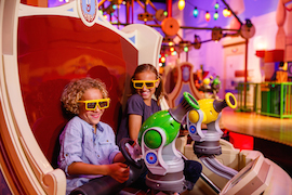 Toy Story Mania! at Disney's Hollywood Studios