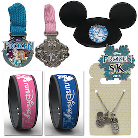 A Variety of Apparel Items with the Princess Half Marathon Logo Will Debut During the Disney Princess Half Marathon Weekend 2015