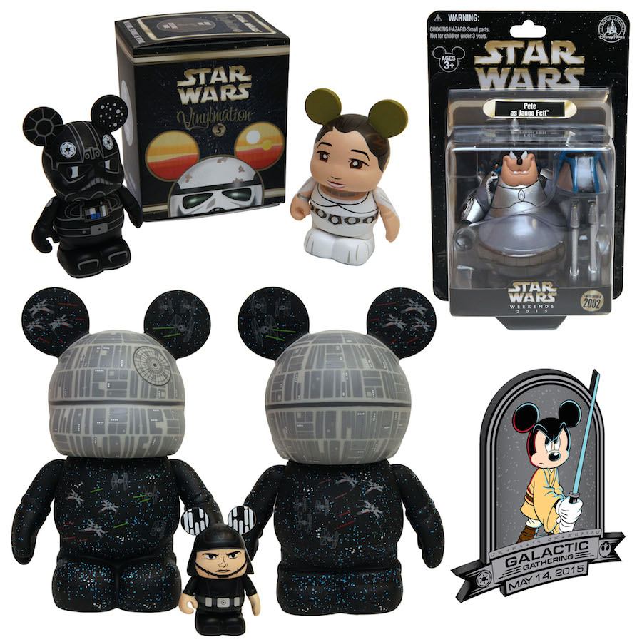 Join galactic gathering for star wars weekends 2015 at for Merchandising star wars