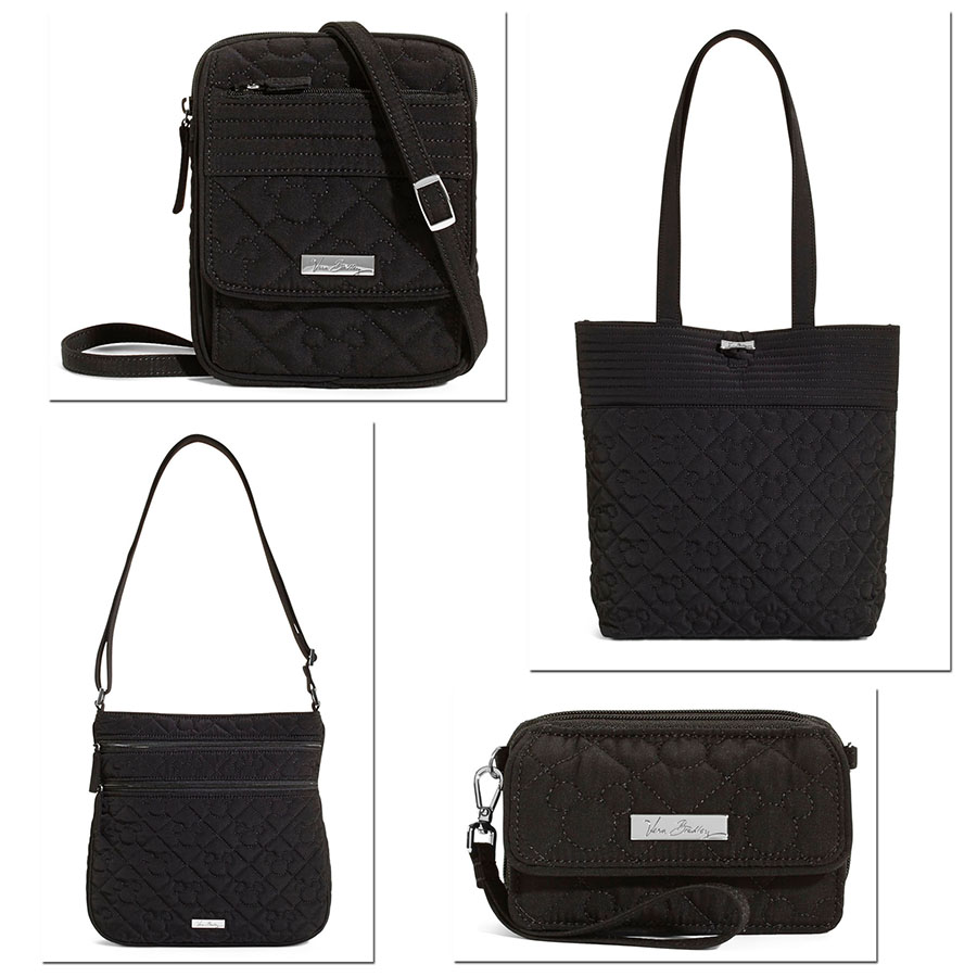 New Items from Disney Parks Collection by Vera Bradley Arriving ... : vera bradley black quilted bag - Adamdwight.com