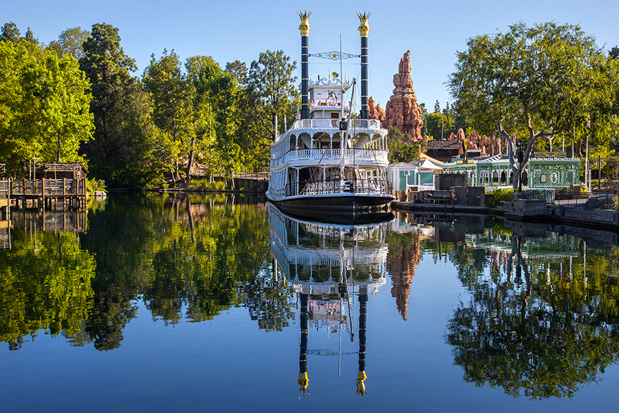 Image result for The Rivers of America disneyland