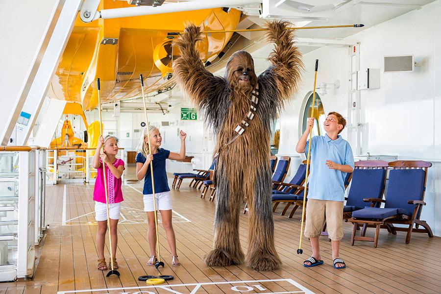 Los 5 cruceros temáticos más bizarros y divertidos de lo que te podrías imaginar