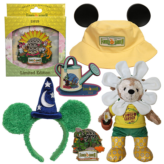 First Look at New Products Coming to 2015 Epcot International