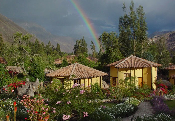 Room with a View: A Peruvian Casita with Adventures by Disney