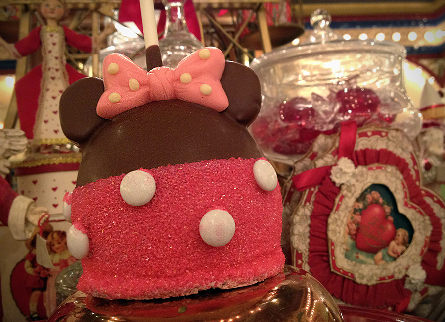 february brings sweet valentines surprises from the candy kitchens at the disneyland resort