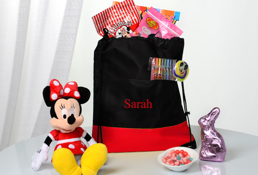 Create your easter memory with disney floral gifts disney parks blog minnies easter cinch bag from disney floral gifts negle Choice Image