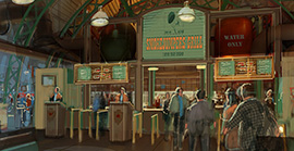 Smokejumpers Grill at Disney California Adventure Park, Courtesy of Walt Disney Imagineering