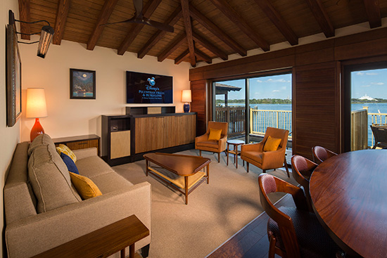 A Look Inside The Bungalows At Disney's Polynesian Villas