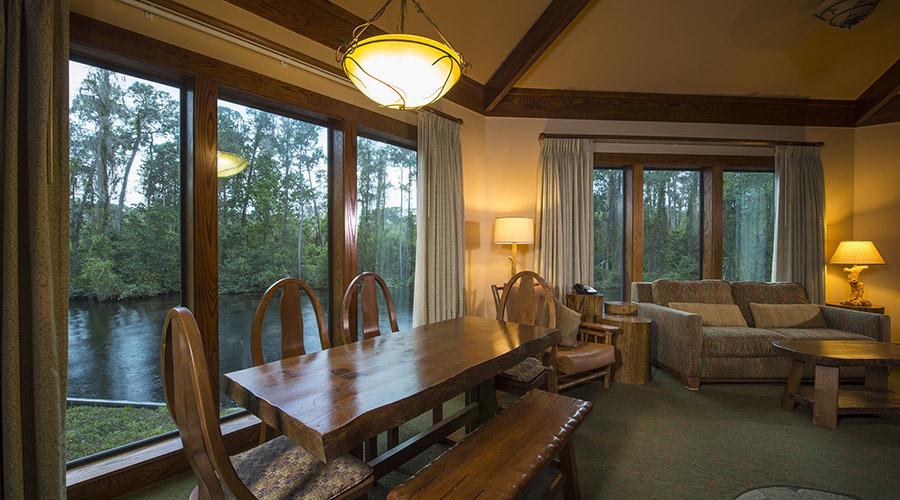Treehouse Villas At Disney Part - 21: Birdu0027s-Eye View In A Rustic Retreat At Saratoga Springs Treehouse Villas At  Walt Disney