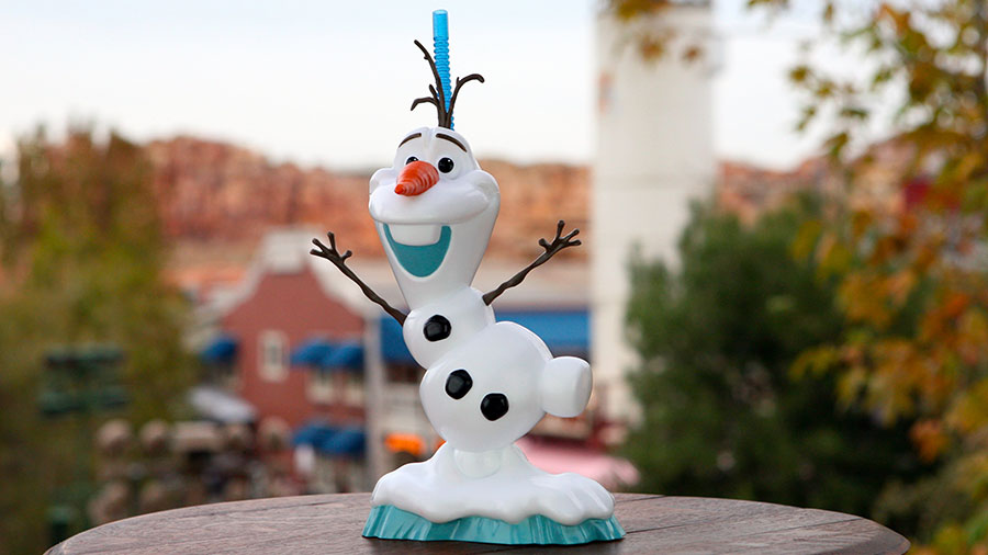 First Look New Olaf Premium Sipper Coming To Disneyland