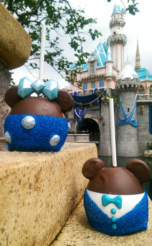 Disneyland Resort Diamond Celebration Brings Sweet