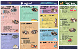 New Pressed Coins Debut for the Disneyland Resort Diamond Celebration