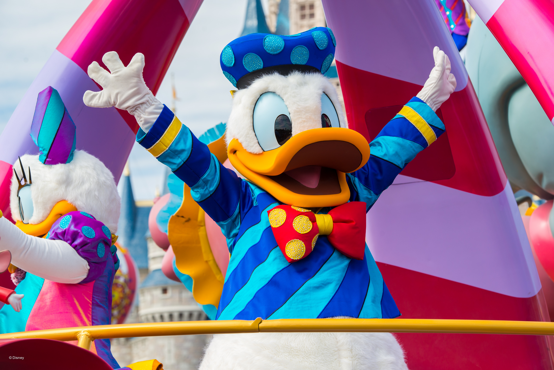 Top Five Donald Duck At Disney Parks Disney Parks Blog