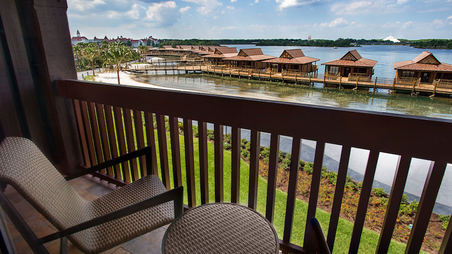 Final phase of disney s polynesian villas bungalows for Villas polinesia