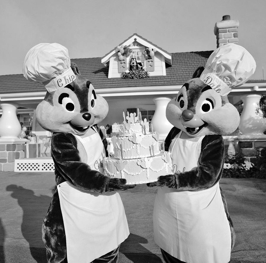 Disney Days Of Past: Mickey's Birthdayland At Walt Disney