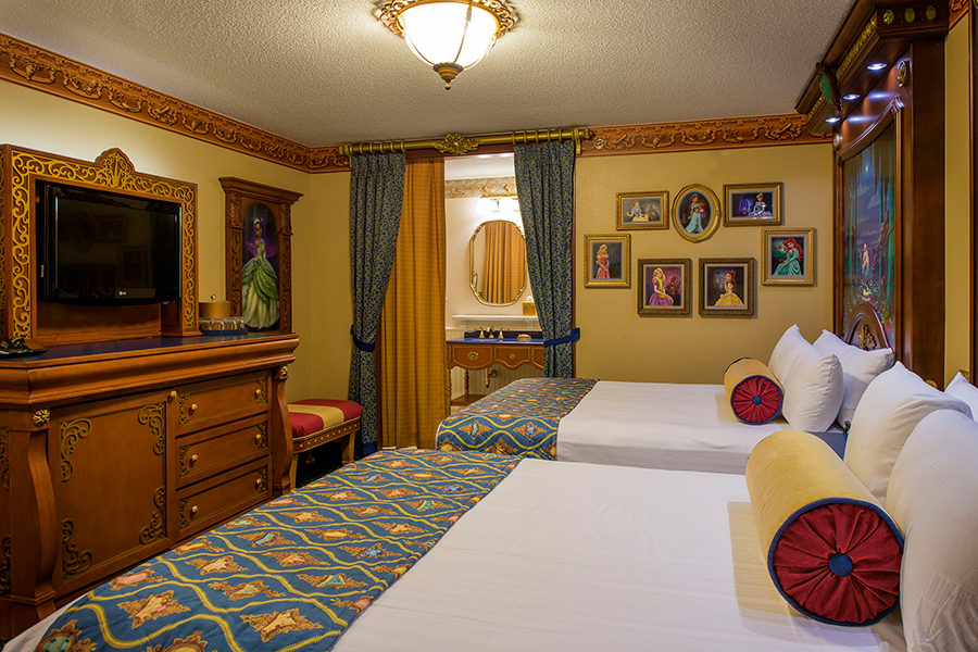 Room With A View Disney S Port Orleans Riverside Disney