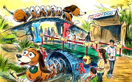 Toy Story Land Coming to Disney's Hollywood Studios at Walt Disney World Resort