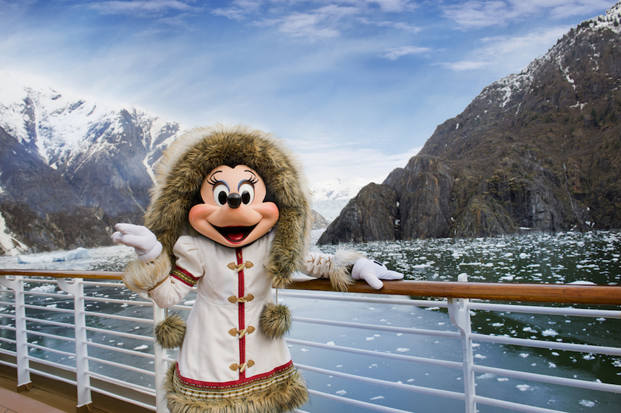 Who Wore It Best On A Disney Cruise To Alaska Disney Parks Blog - Best disney cruise
