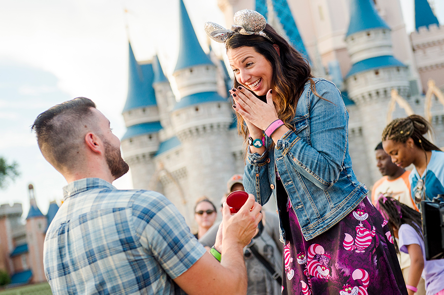 Unforgettable Happens Here At Disney Parks Starting With The Proposal Disney Parks Blog