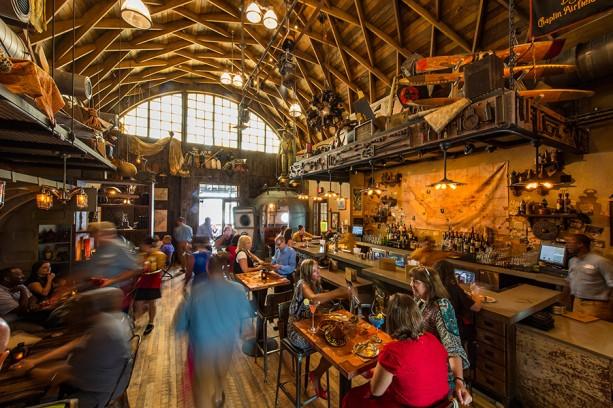 Jock Lindsey S Hangar Bar Now Open At Disney Springs