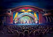 Aladin' Stage Show at Hong Kong Disneyland