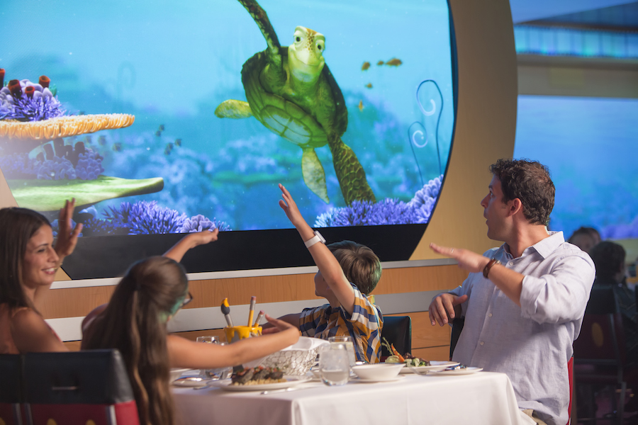 A Day-by-Day Guide To Dining On A Disney Cruise