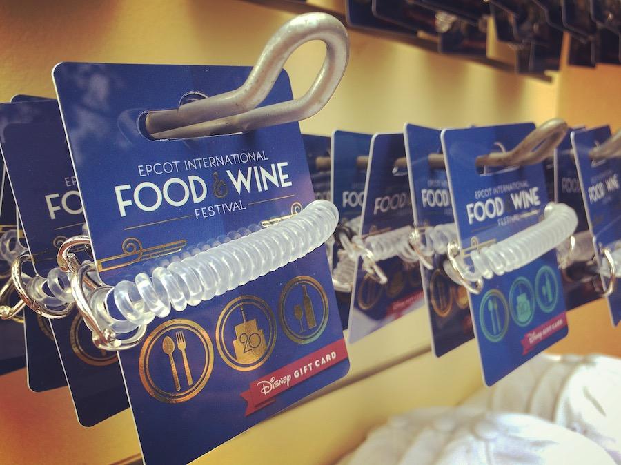 Disneyland Food And Wine Festival  Merchandise