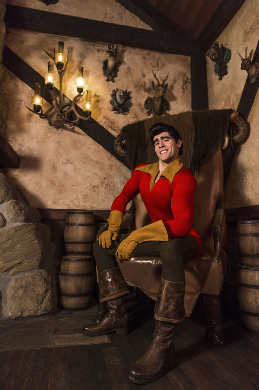 Villain S Gallery Gaston From Beauty And The Beast