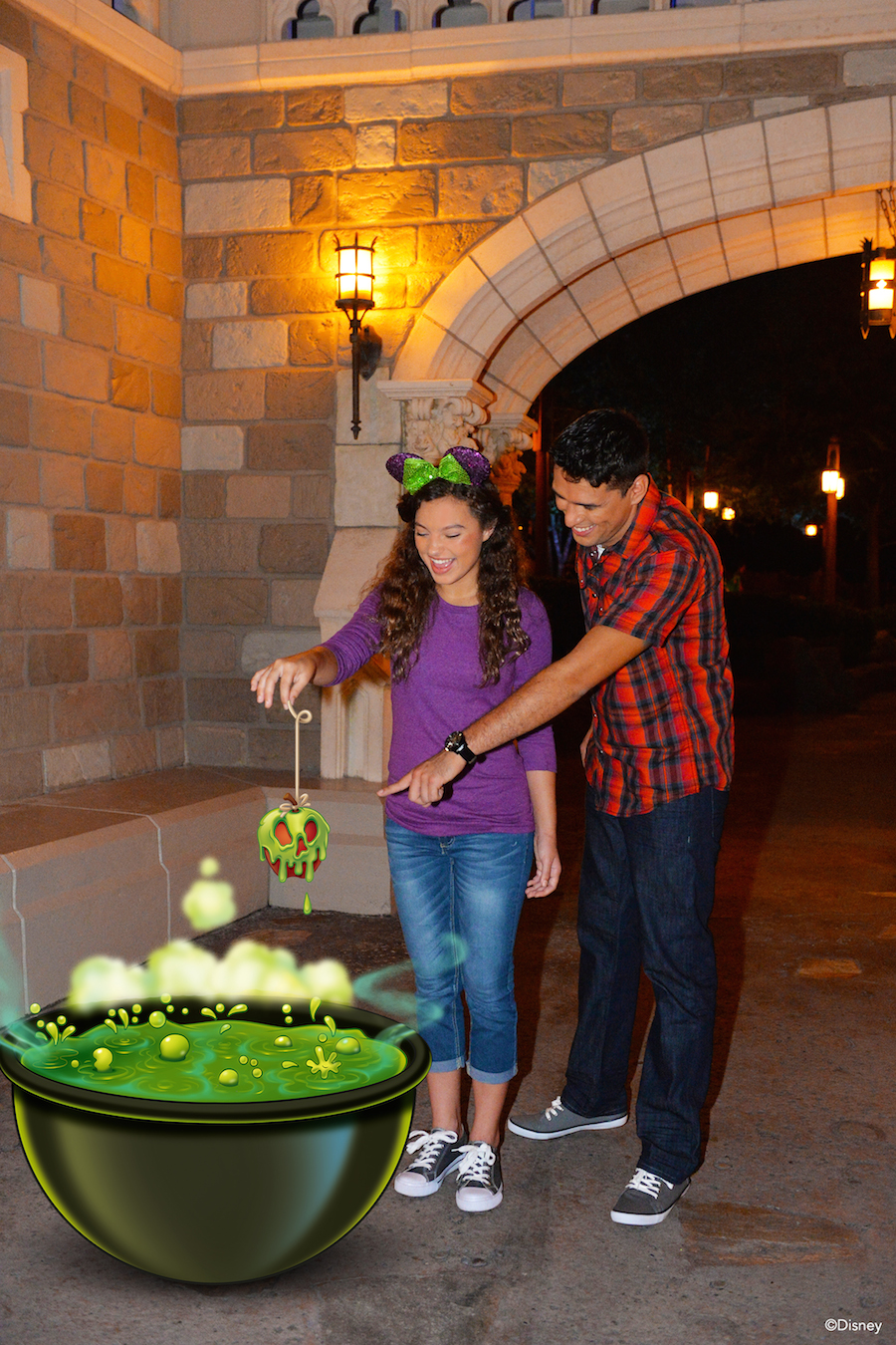 Disney PhotoPass Service Tips during Mickey's Not-So-Scary ...