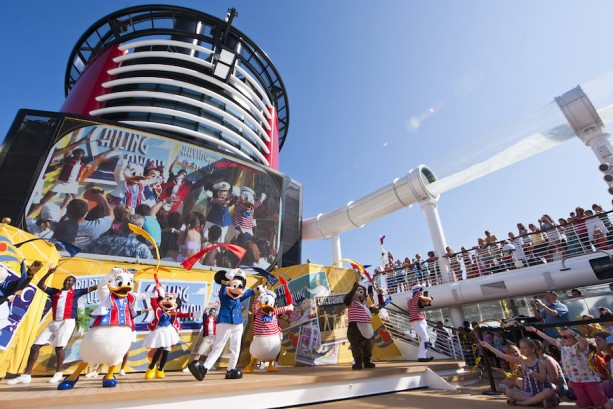 10 Tips For First Time Disney Cruisers Disney Parks Blog
