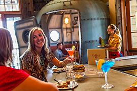 Jock Lindsey's Hangar Bar Opens Today at Downtown Disney