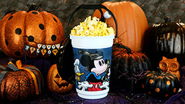 'Lonesome Ghosts' Inspired Popcorn Bucket