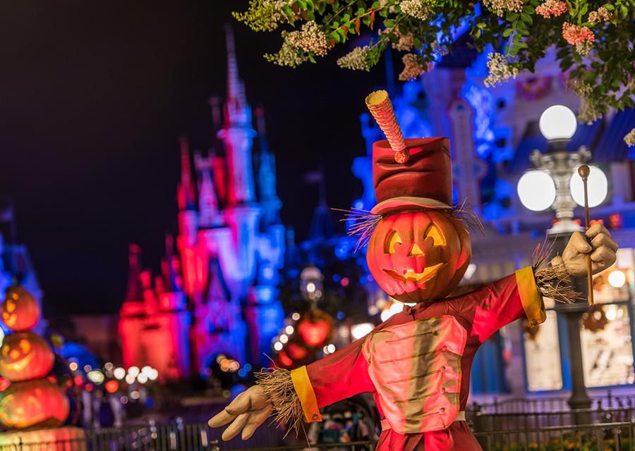 Photos Jack O Lanterns At Walt Disney World Disney