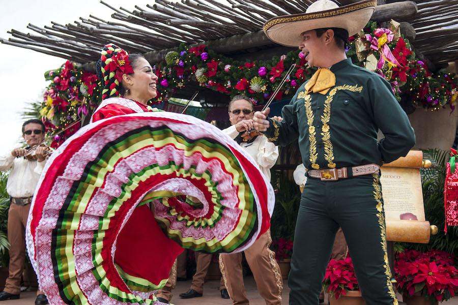 See 'Feliz Navidad' During Holidays Around the World at Epcot