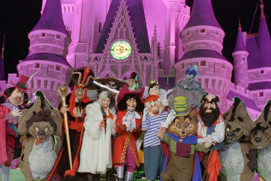 Disneys Atlantis The Villains: Disney Days Of Past: Villains Are Getting Ready!