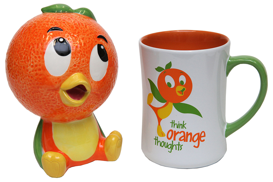 new orange bird home décor and more landing this fall at disney