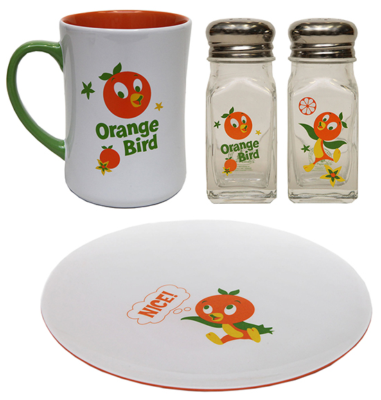 New Orange Bird Home D Cor And More Landing This Fall At Disney