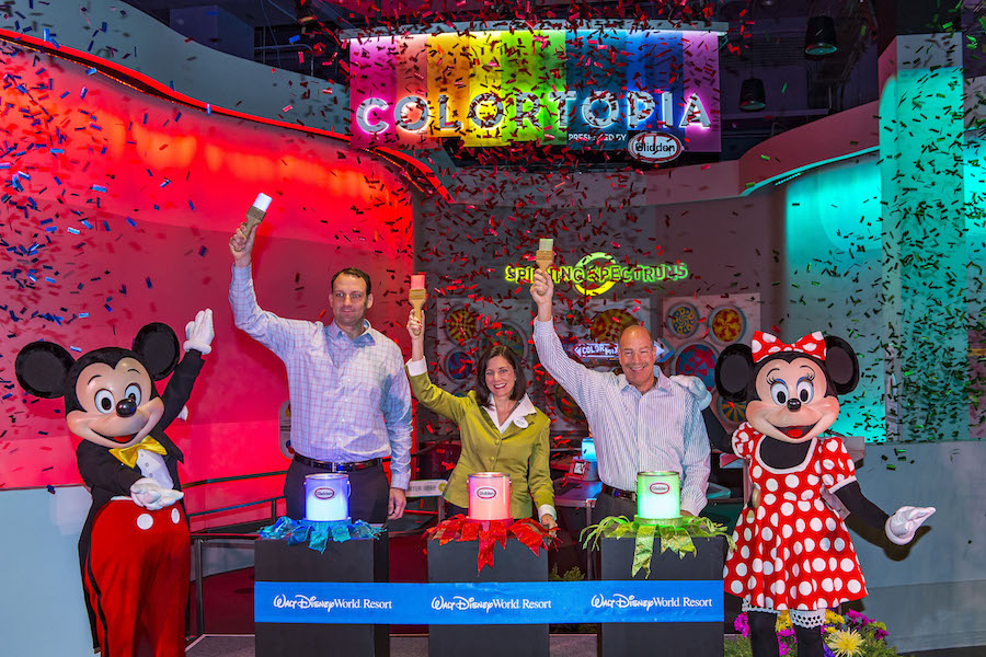Add a Splash of Color to Your Epcot Visit with Colortopia Presented ...