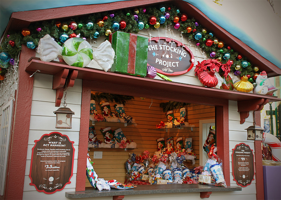 Stock Up' on Good Cheer and Do Good at the Downtown Disney ...