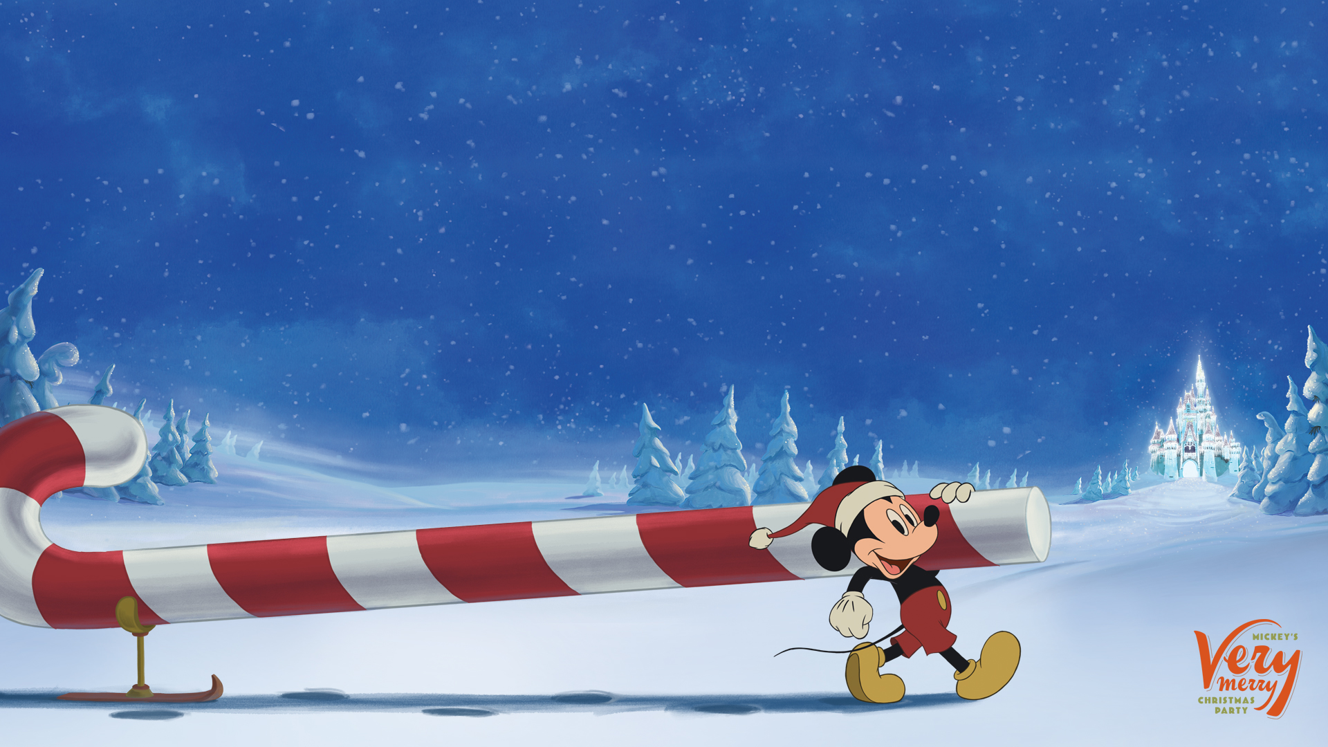 Disney Parks Blog Holiday Wallpaper