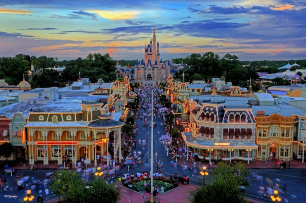 Walt Disney World Main Street
