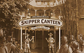 Jungle Navigation Co., Ltd. Skipper Canteen To Open at Magic Kingdom Park